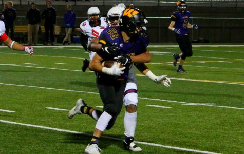 HOMECOMING: Panthers fall to Eisenhower at home