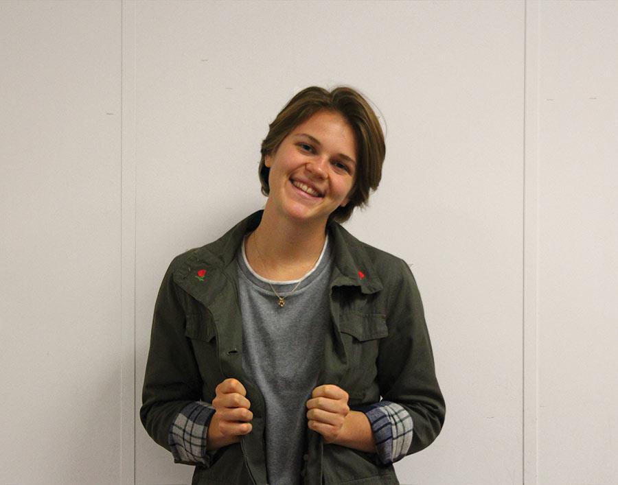 Staff Reporter Aria Tornabene
