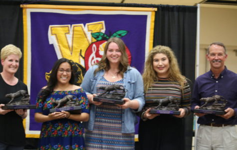 Heart of the Panther assembly honors students and staff