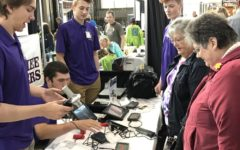 Sports Med Program participates in NCW Tech and STEM showcase