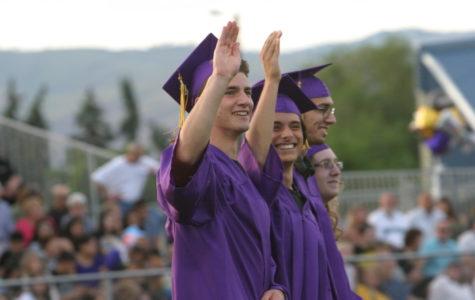 Wenatchee High School 2017-2018 Graduation