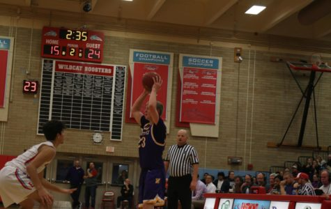"""Panther boys basketball beats Eastmont 67-42 in """"Litterbox Game"""""""