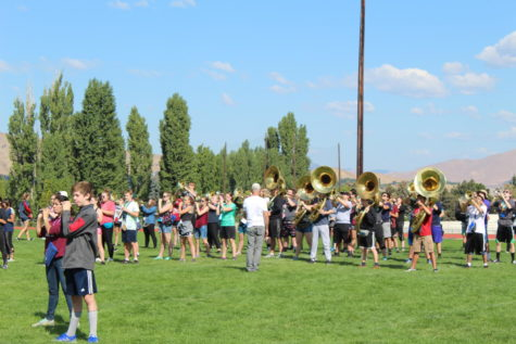 Band camp: 10 days, 88 hours and a whole lot of music
