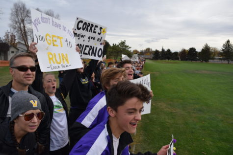 Two Wenatchee runners compete at cross country state