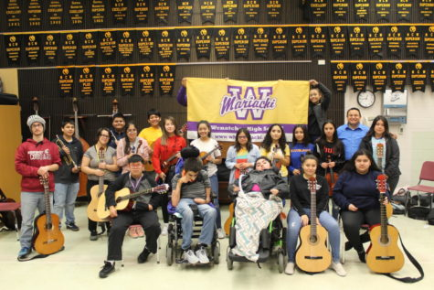 Working in harmony: Mariachi Huenachi embraces diversity
