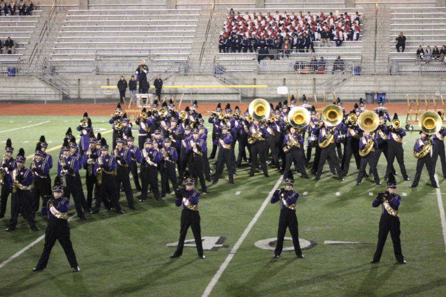 Wenatchee+Golden+Apple+Marching+Band+wins+Sweepstakes+at+their+final+competition