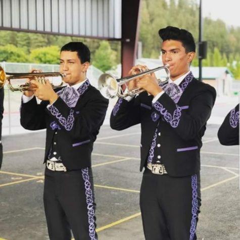 Setting the tone: Senior Jairo Aguilar looks back on his success in Mariachi Huenachi