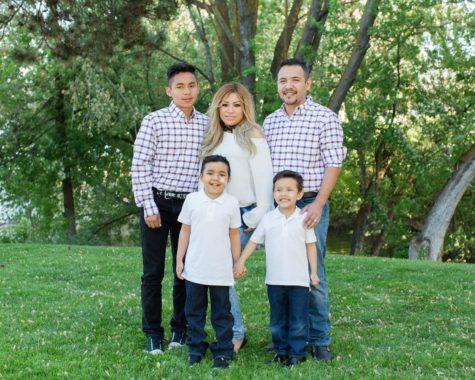 Alvarez Family: 2019 Janice Franz Beneficiary