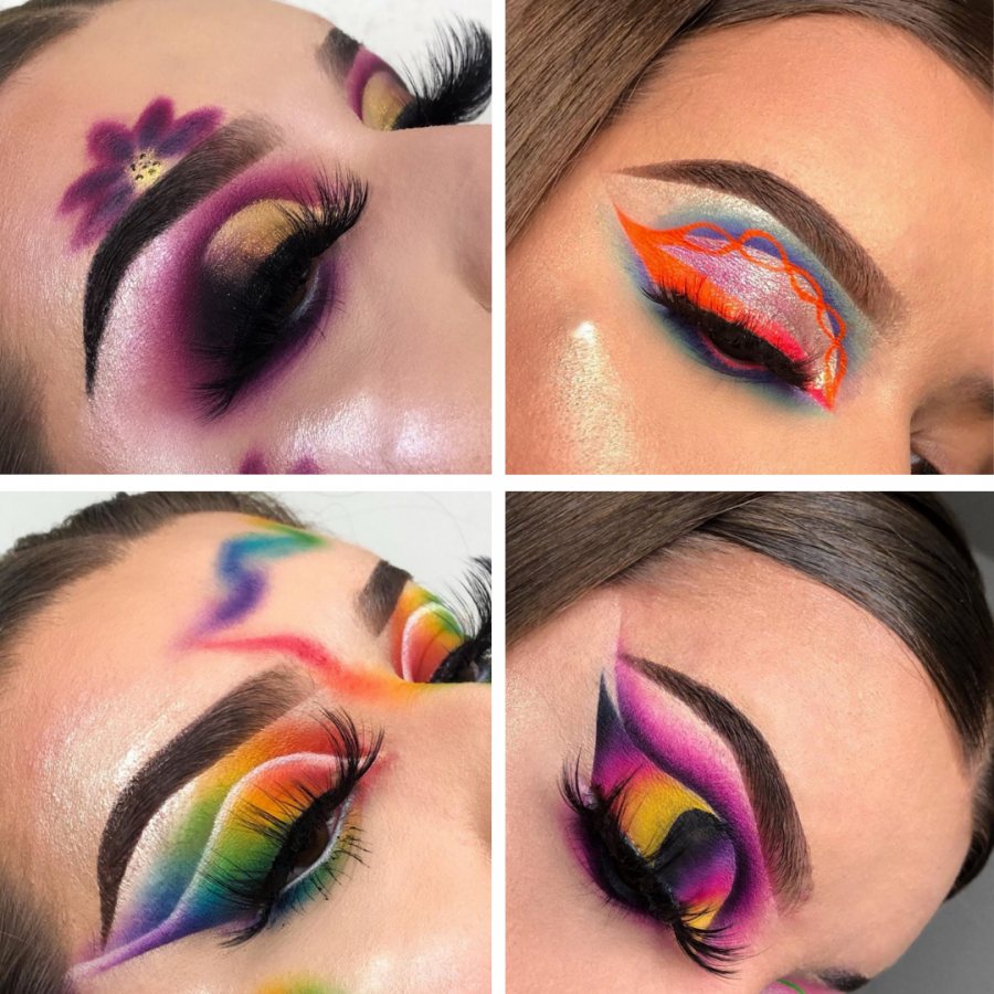 Finding Fleek: A WHS students passion for makeup shines through social media
